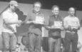 """समारोह के प्रथम दिवस बालेन्द्र सिंह निर्देशित नाटक """"बिरजीस क़दर का कुनबा"""" का हुआ मंचन"""