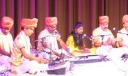 'गमक' अंतर्गत 'तेजा जी कथा गायन' तथा जनजातीय नृत्य 'भगोरिया' की प्रस्तुति हुई